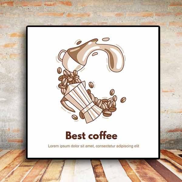 coffee-04-31 우리집 카페 인테리어 소품 카페액자 시리즈04