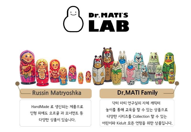 러시아인형 마트로시카(Matryoshka) 만들기 원목 9종 - 디자인바운스 - 바운스프레임, 15,000원, 장식소품, 전통공예품